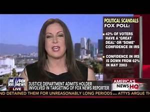 Holder Involved in Targeting of Fox News Reporter - Leslie ...