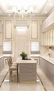 Kitchen modern interior design - luxury interior design ...
