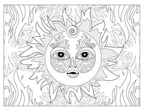 Kleurplaat Vuur Ponyta by Vuur Element Kleurplaat Pagina Stockfoto 169 Smk0473