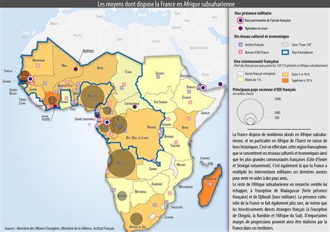 Carte Du Monde Afrique Subsaharienne by L Afrique
