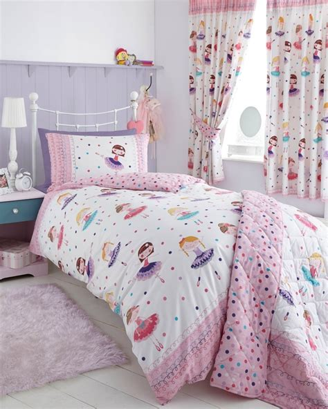 childrens quilt duvet cover pillowcases bedding set