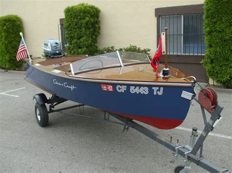 Chris Craft Boats by Chris Craft Kit 1952 For Sale For 3 200 Boats From Usa