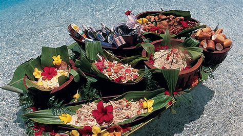 pacific cuisine tahitian products luxury yacht charter superyacht