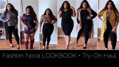 Fashion Nova Try On Haul For Huge Girl