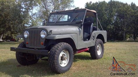 kaiser willys jeep 1969 jeep cj5 kaiser willys nice