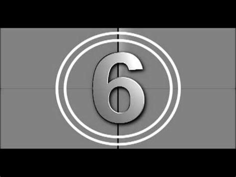 Top 10 Template Vegas Countdown by Sony Vegas Countdown Doovi
