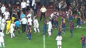 Barça Vs Real Madrid 3-2 Marcelo's Fault On Fabregas ...  Real