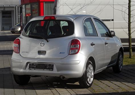 Nissan Micra 1.2 Visia First (k13)