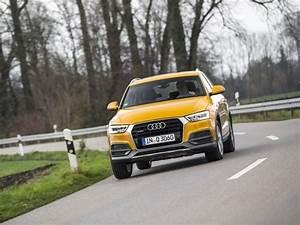 Audi Q3 Restylé : l 39 audi q3 restyl arrive en concession discret ~ Medecine-chirurgie-esthetiques.com Avis de Voitures