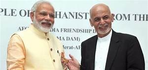 PM Modi presented with Amir Amanullah Khan Award ...