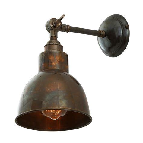 baku vintage wall light mullan lighting