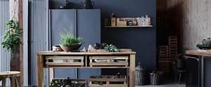 Grau Blau Wandfarbe : wohnideen so machen sie mehr aus ihrem zuhause living at home ~ Frokenaadalensverden.com Haus und Dekorationen