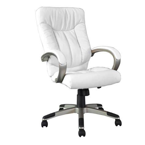 achat fauteuil bureau fauteuil de bureau blanc achat vente fauteuil de