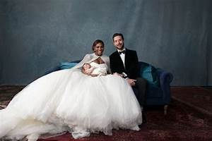 these photos of serena williams wedding to alexis ohanian With serena williams wedding dress
