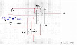 Ic555 Pwm With Sg3525 Inverter In 2019