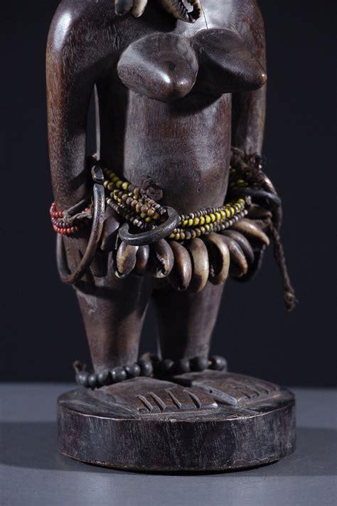 Statue Ibeji (11340) - Statues africaines : fetiche tribal ...