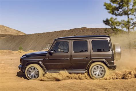 jeep mercedes 2018 official 2018 mercedes benz g class gtspirit