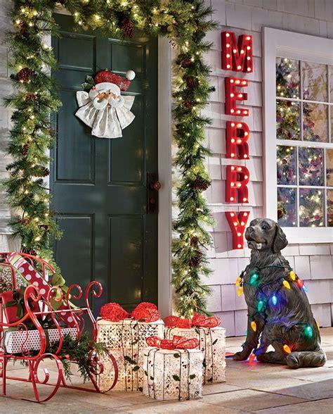 outdoor christmas decorating ideas christmas decor