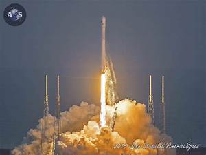 Space Weather Storm Monitoring Satellite Blasts off for ...