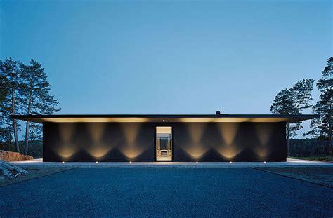modern dream lake house  sweden idesignarch interior