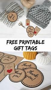 free printable tags for handmade crochet items With free printable labels for handmade items