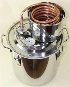 Copper 5g Alcohol Moonshine Still Spirits Distiller Brew