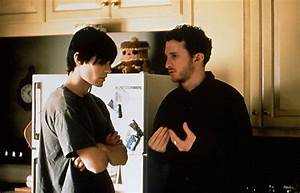 Darren Aronofsky (Director) and Jared Leto on the set of ...
