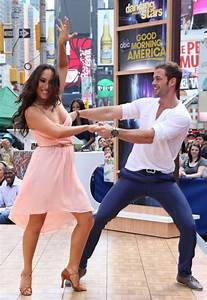 Dancing With The Stars on Good Morning America - Houston ...