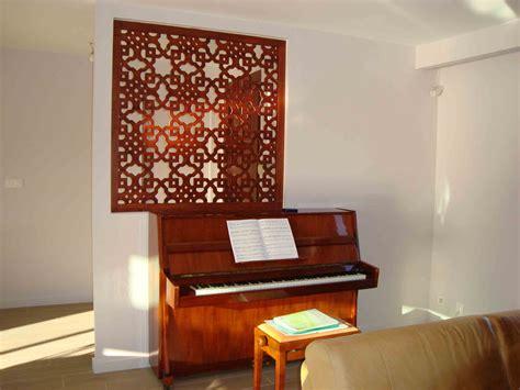 paravent cuisine décorez votre intérieur avec un claustra en bois