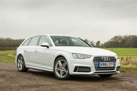 Audi A4 Avant Review Worth An 163 1 400