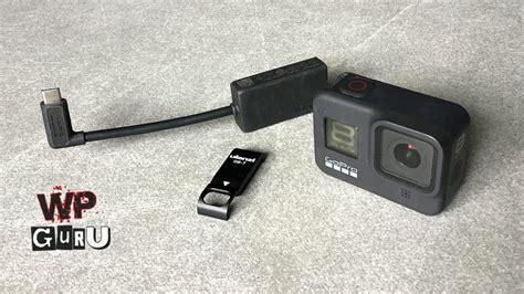 gopro audio adapter alternative audio