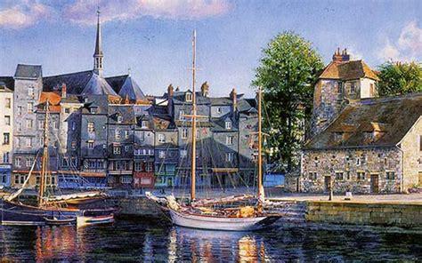 jean louis thibaut artiste peintre en normandie