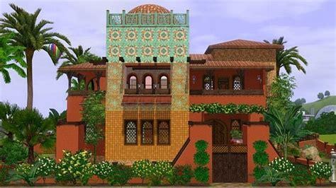 moroccan house design islamic design house moroccan house plans treesranchcom