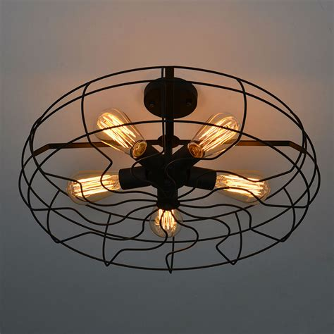 classic ceiling fans with lights vintage retro industrial fan ceiling lights american