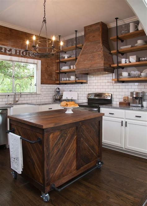 log kitchen cabinets fixer a craftsman remodel for coffeehouse owners 3841