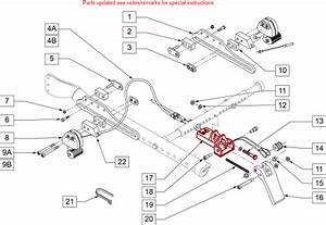 Quickie Iris  S  N Prefix Cgt  Replacement Parts In Wheel