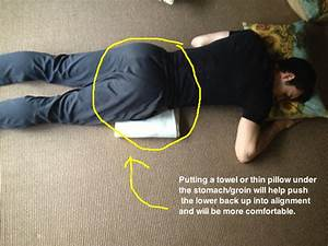 got back pain when sleeping here39s how to fix it in With best way to lay with lower back pain