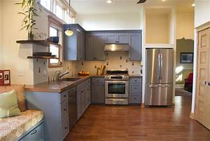 10 things you may not know about adding color to your for Kitchen cabinet paint colors ideas