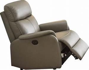 Fauteuil Relax Design Contemporain : fauteuil relax de salon maison design ~ Teatrodelosmanantiales.com Idées de Décoration