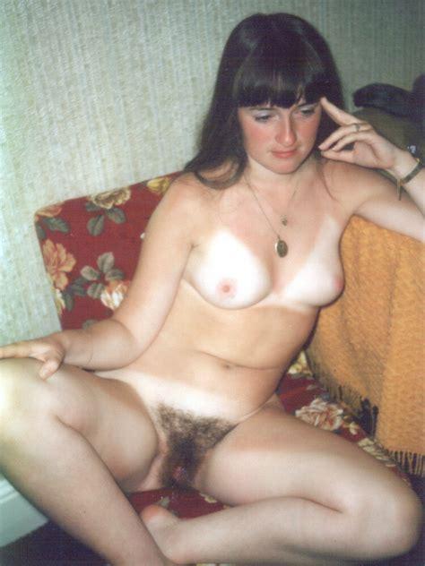 Vintage Polaroid Nudes Sister