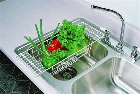 Over The Sink Dish Drainer Rack   WebNuggetz.com