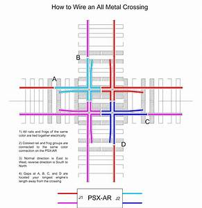 Wiring Railroad Crossing