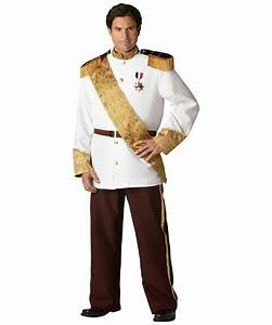 Adult Prince Charming plus size Cinderella Disney Costume