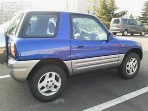 Rav4 Occasion Particulier : annonces auto toyota rav 4 occasion autos post ~ Maxctalentgroup.com Avis de Voitures