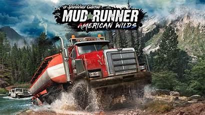 Mudrunner American Spintires Wilds Dlc Release Date
