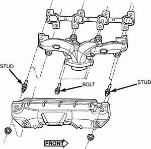 32 2005 Dodge Ram 1500 Exhaust Diagram