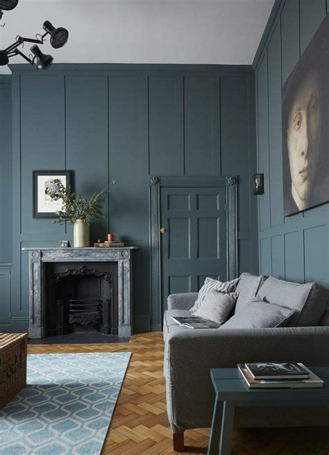 Farrow and ball inchyra blue   Paint and Color   Pinterest