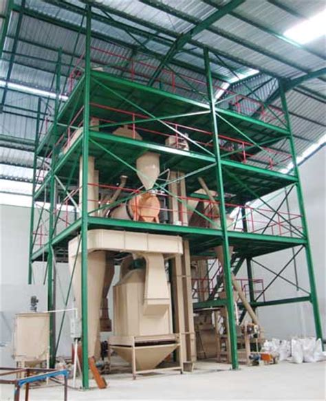 complete feed mill   indonesia