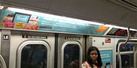 yorkers  understand  subway ad campaign