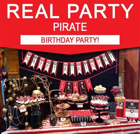 pirate party printables simonemadeitcom